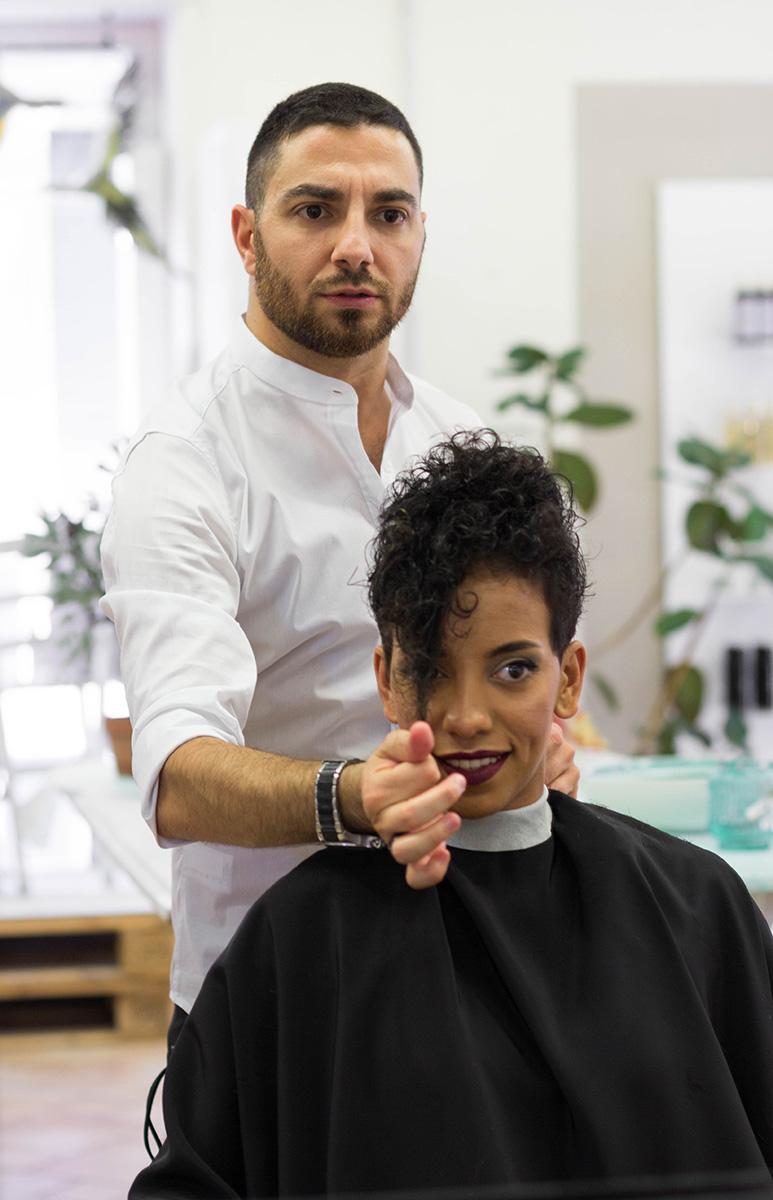Servizi Fotografici Lavoro - Marcellini Hair & Fragrances