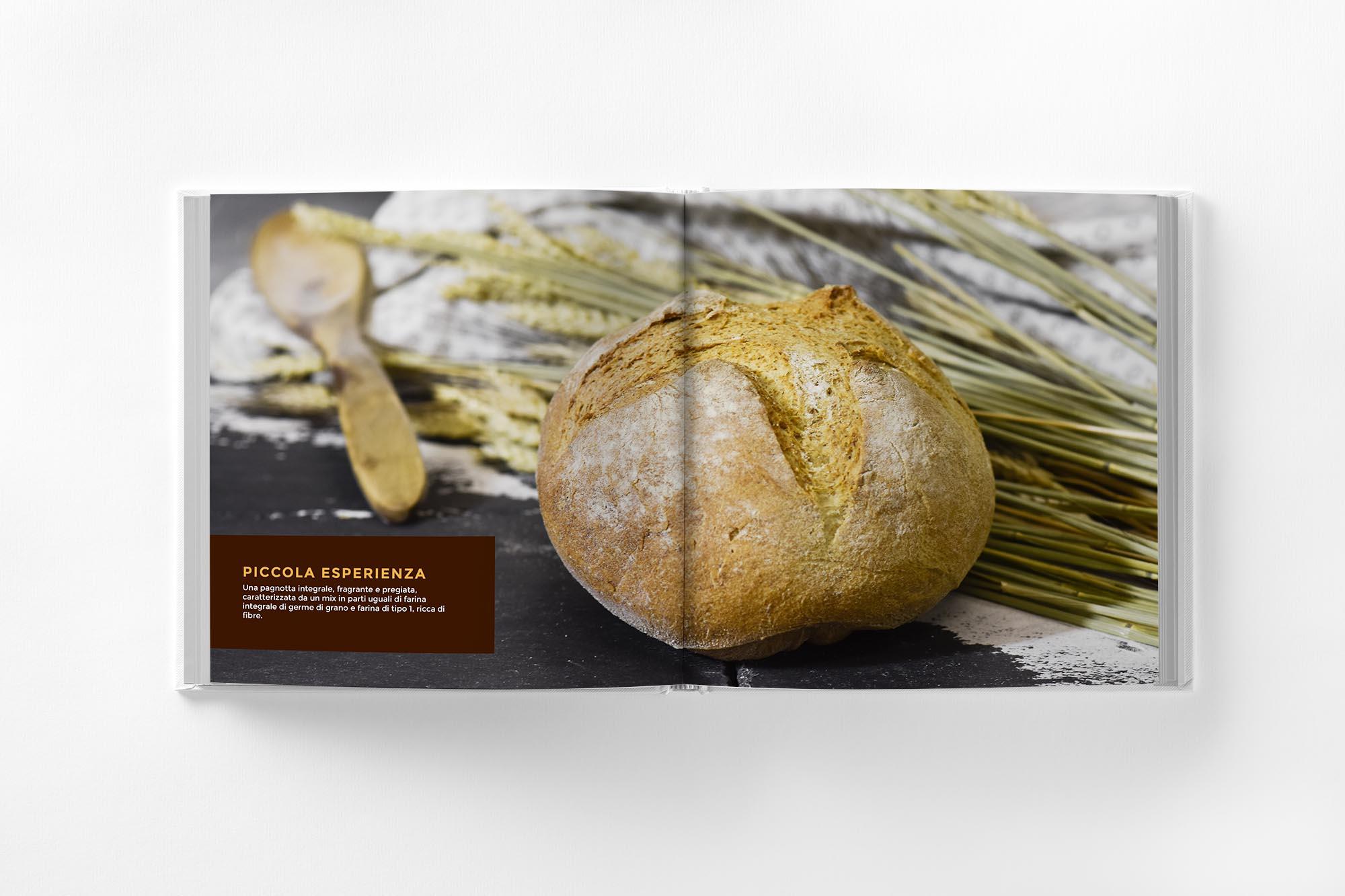 fotolibro forme di grano