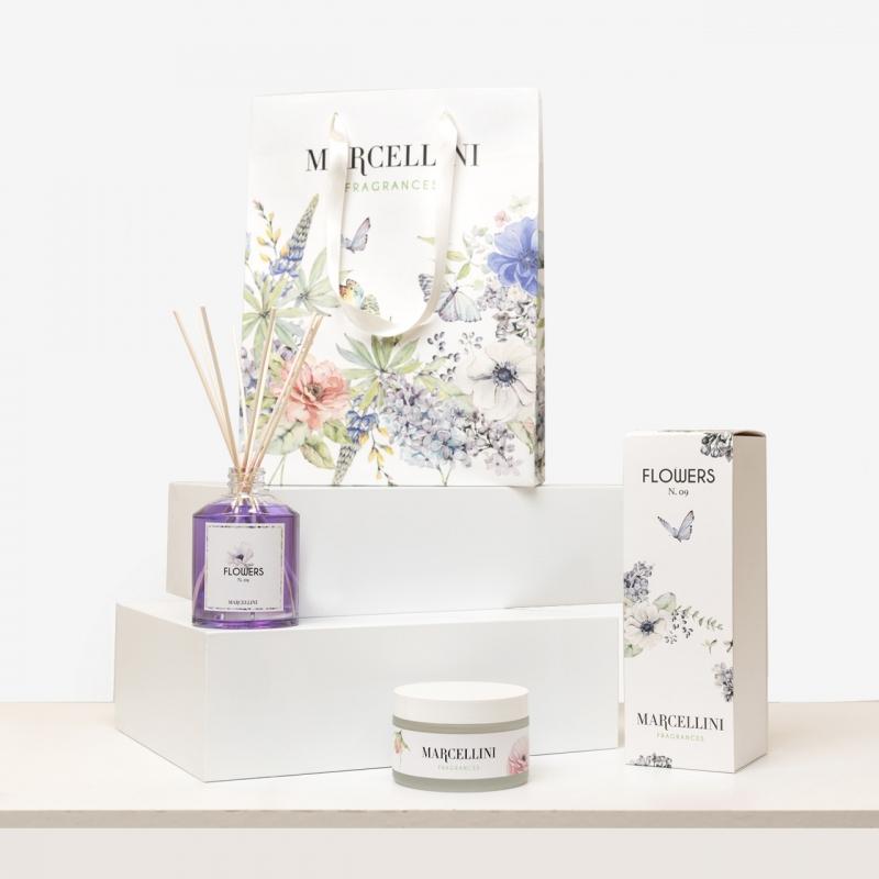 Progettazione Packaging Torino - Marcellini Fragrances