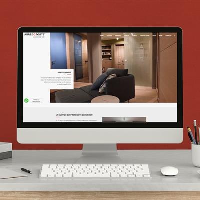 Realizzazione sito internet per Azienda a Torino